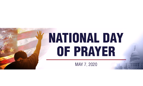National Day of Prayer ~ May 7