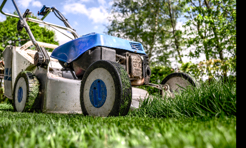 Request for Lawn Mowing Bids